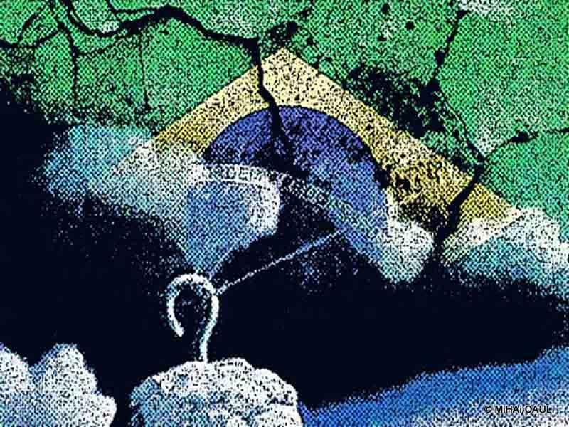O atual governo não deixa sinais de recuperação da crise econômica brasileira